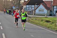 Silvesterlauf Werl Soest - Strecke 2013 - 4