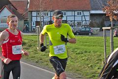 Silvesterlauf Werl Soest - Strecke 2013 - 10