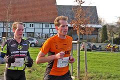 Silvesterlauf Werl Soest - Strecke 2013 - 15