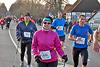 Silvesterlauf Werl Soest - Strecke 2013 (83417)
