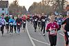 Silvesterlauf Werl Soest - Strecke 2013 (83623)
