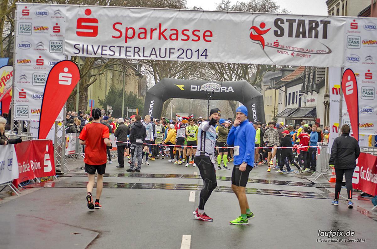 Silvesterlauf Werl Soest 2014 Foto (4)