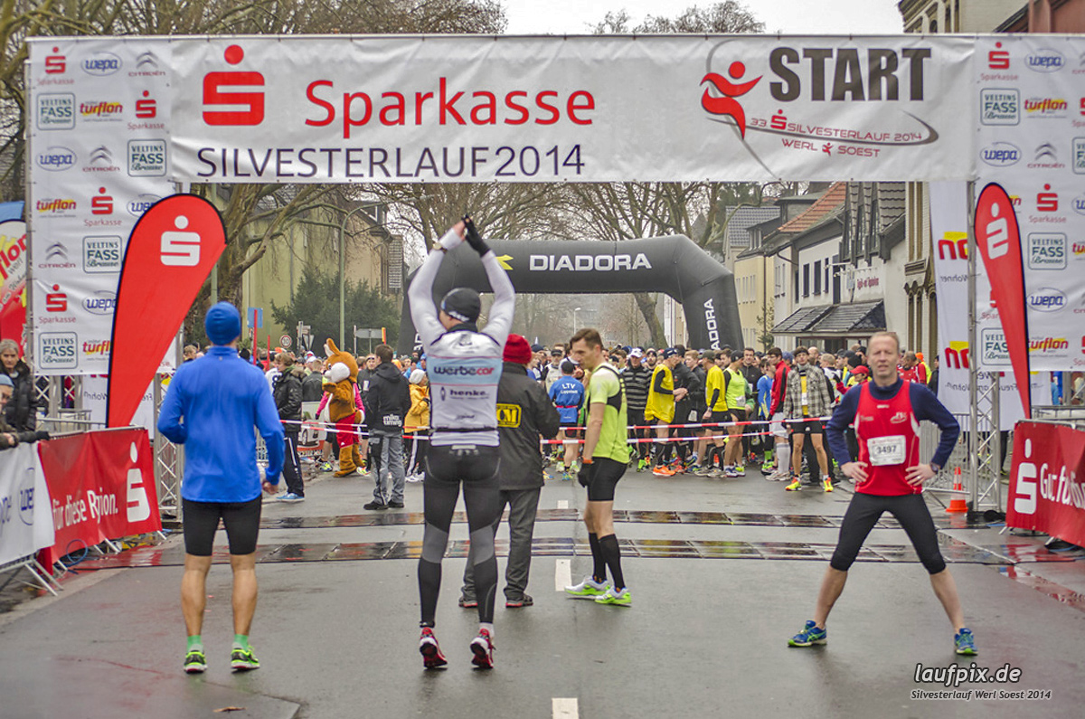 Silvesterlauf Werl Soest 2014 Foto (12)