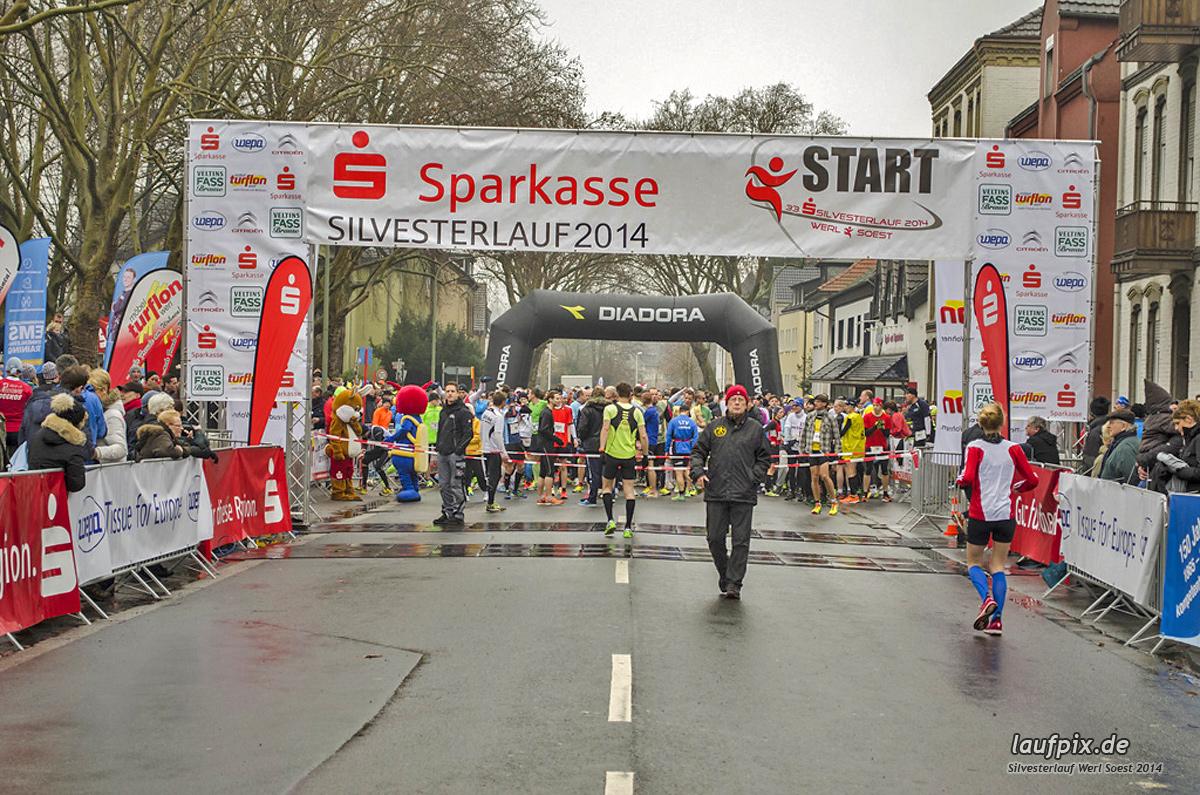 Silvesterlauf Werl Soest 2014 Foto (13)
