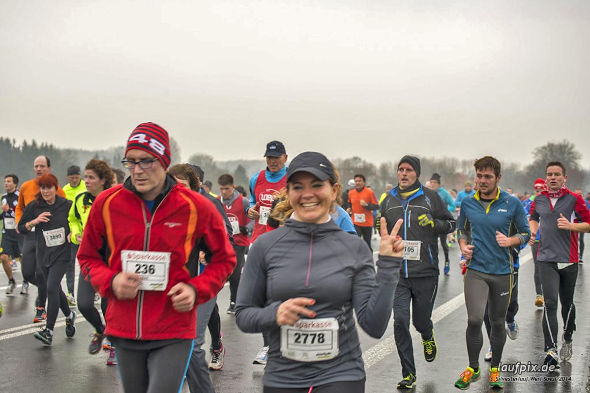Silvesterlauf Werl Soest 2014 - 707