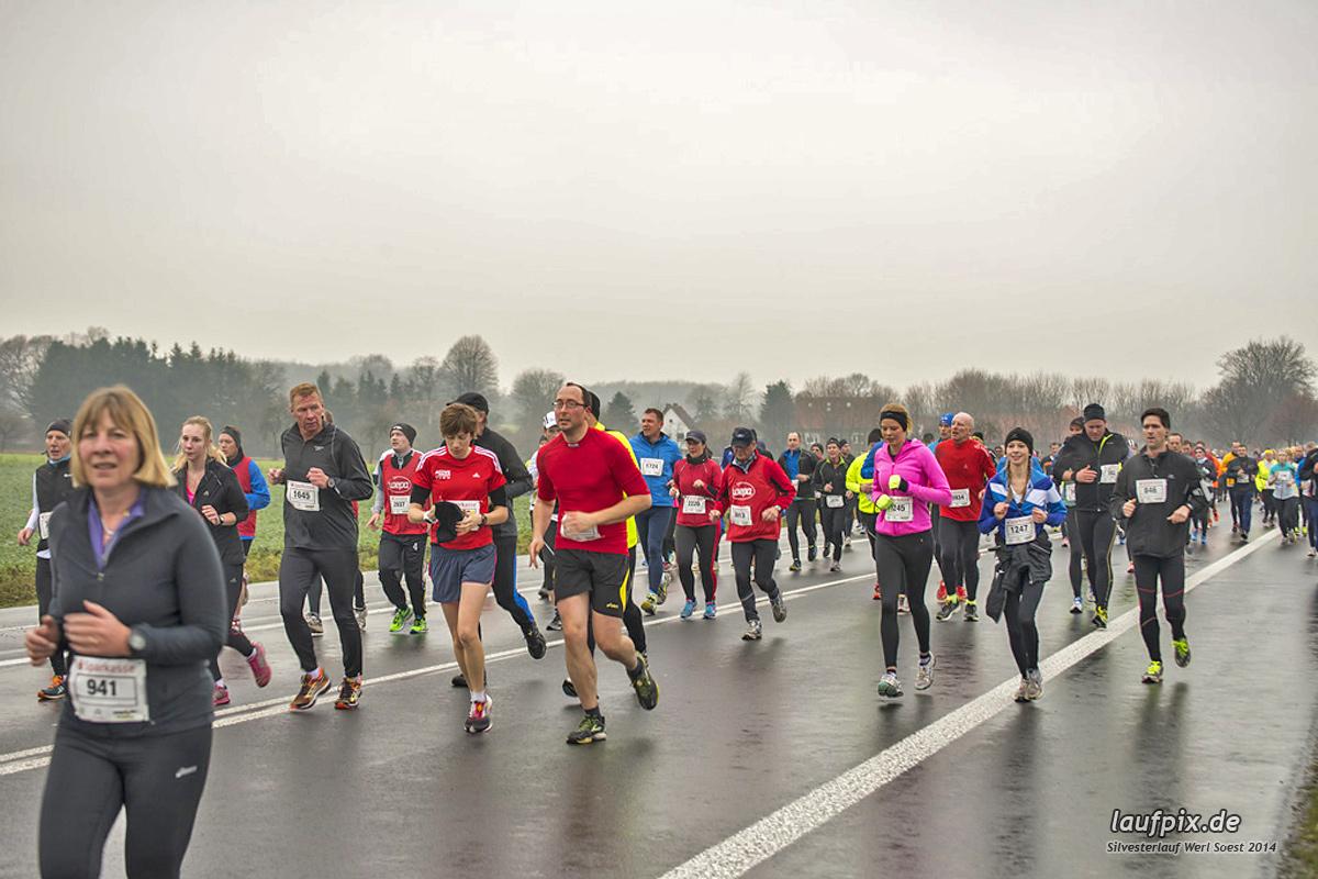 Silvesterlauf Werl Soest 2014 - 714
