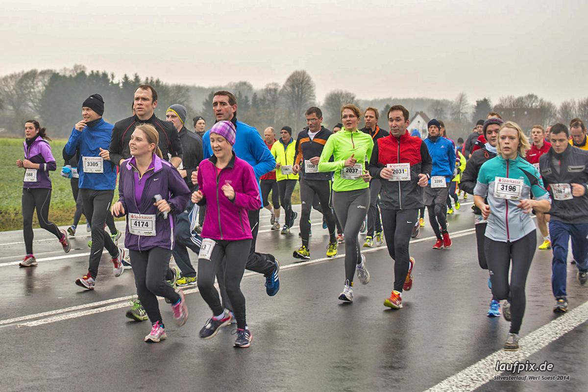 Silvesterlauf Werl Soest 2014 - 719