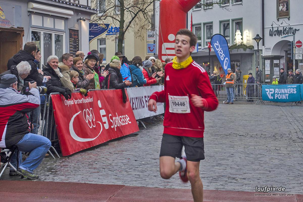 Silvesterlauf Werl Soest 2014 - 980