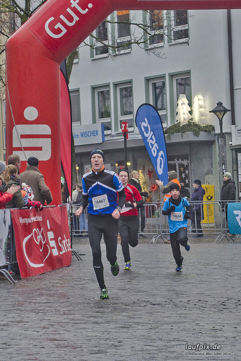 Silvesterlauf Werl Soest 2014 - 1083