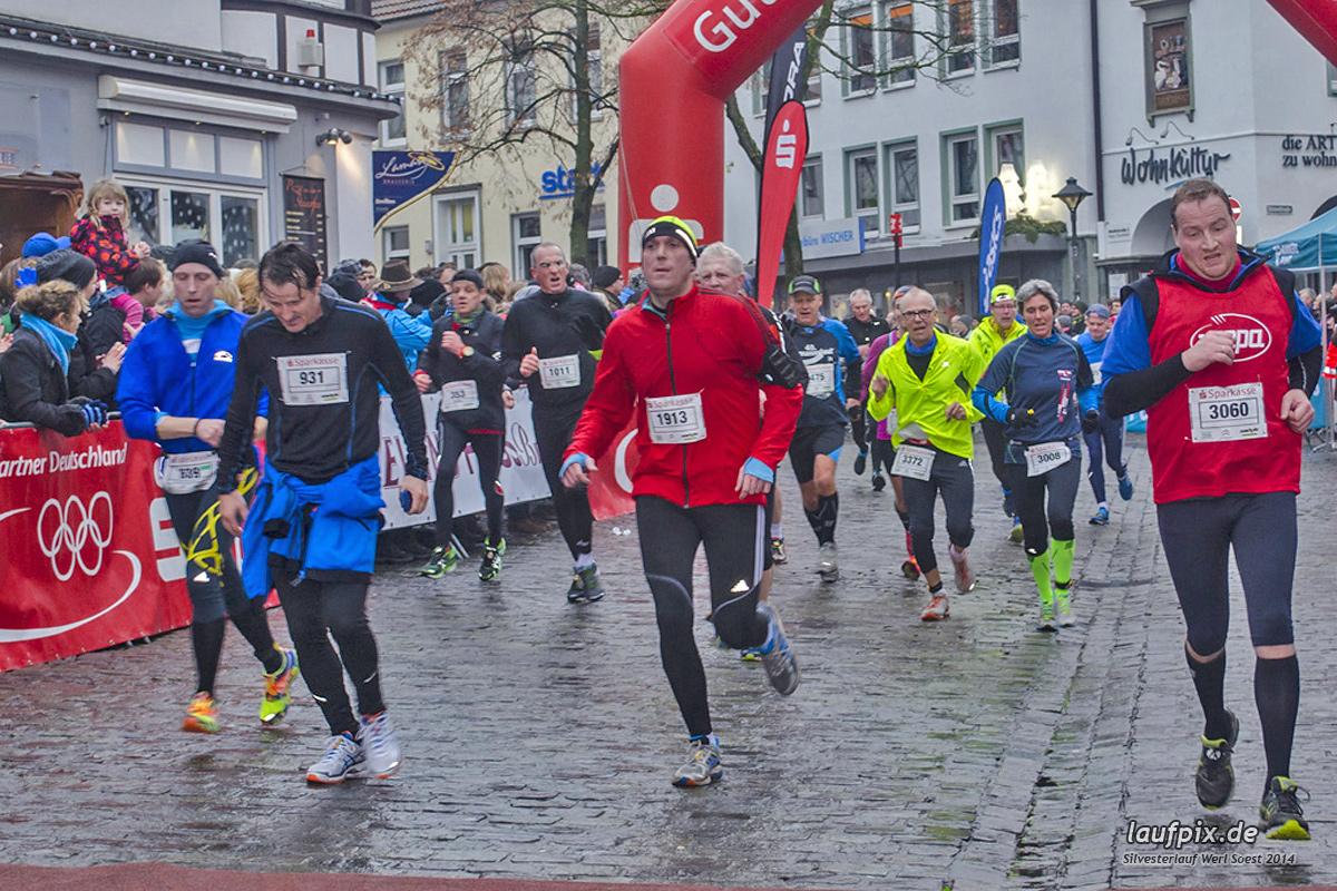 Silvesterlauf Werl Soest 2014 - 1606