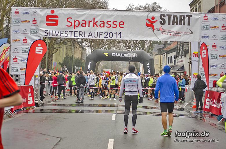 Silvesterlauf Werl Soest 2014 - 7
