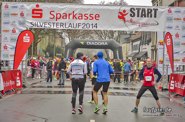 Silvesterlauf Werl Soest 2014 - 9
