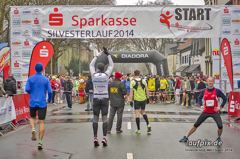 Silvesterlauf Werl Soest 2014 - 11