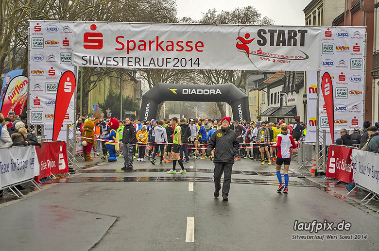 Silvesterlauf Werl Soest 2014 - 14