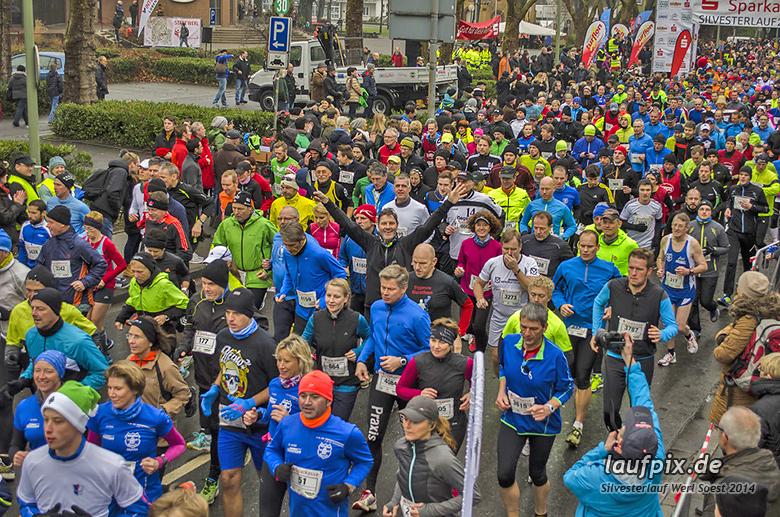 Silvesterlauf Werl Soest 2014 - 112