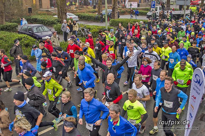 Silvesterlauf Werl Soest 2014 - 114