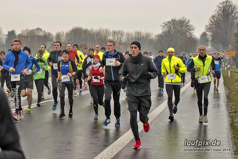 Silvesterlauf Werl Soest 2014 - 628