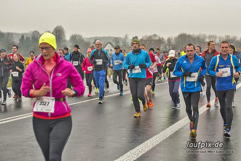 Silvesterlauf Werl Soest 2014 - 709