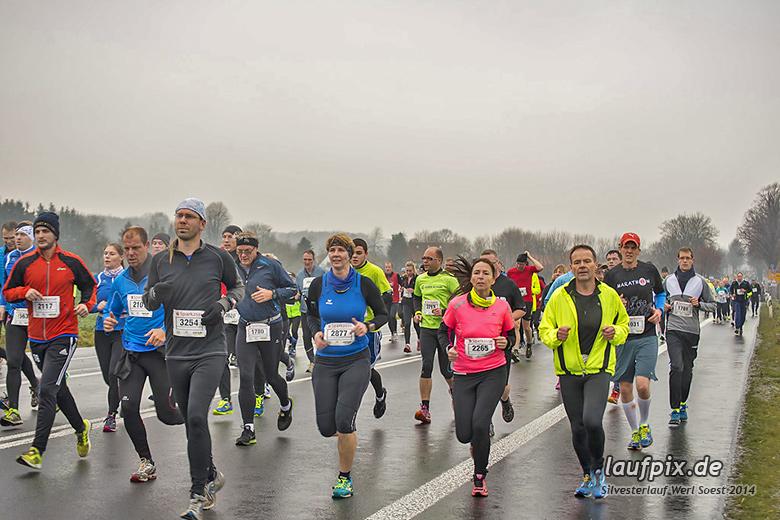 Silvesterlauf Werl Soest 2014 - 712
