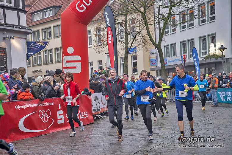 Silvesterlauf Werl Soest 2014 - 1981