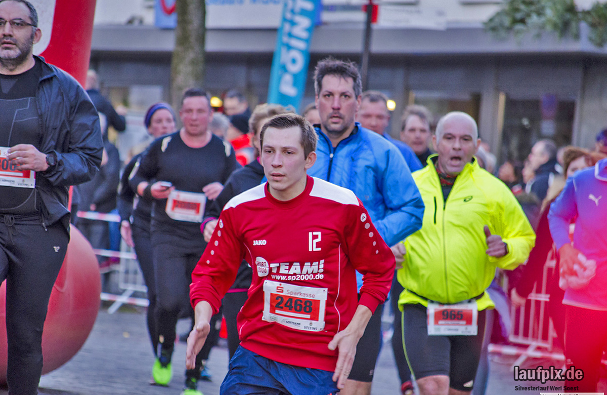 Silvesterlauf Werl Soest 2015 - 1173