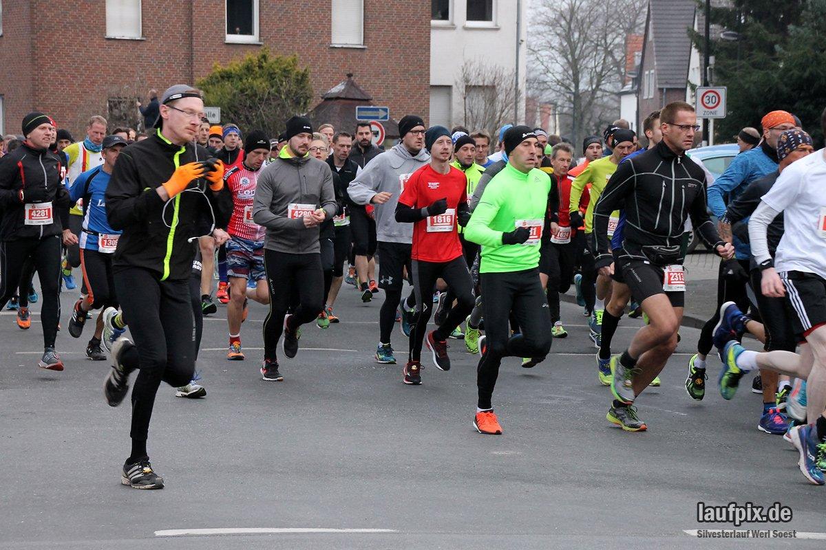 Silvesterlauf Werl Soest 2016 - 27