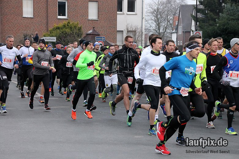 Silvesterlauf Werl Soest 2016 - 26