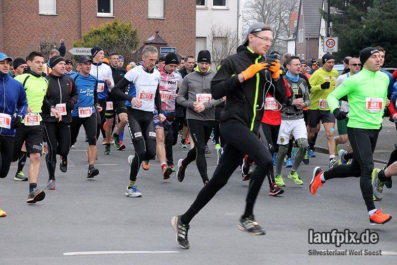 Silvesterlauf Werl Soest 2016 - 28