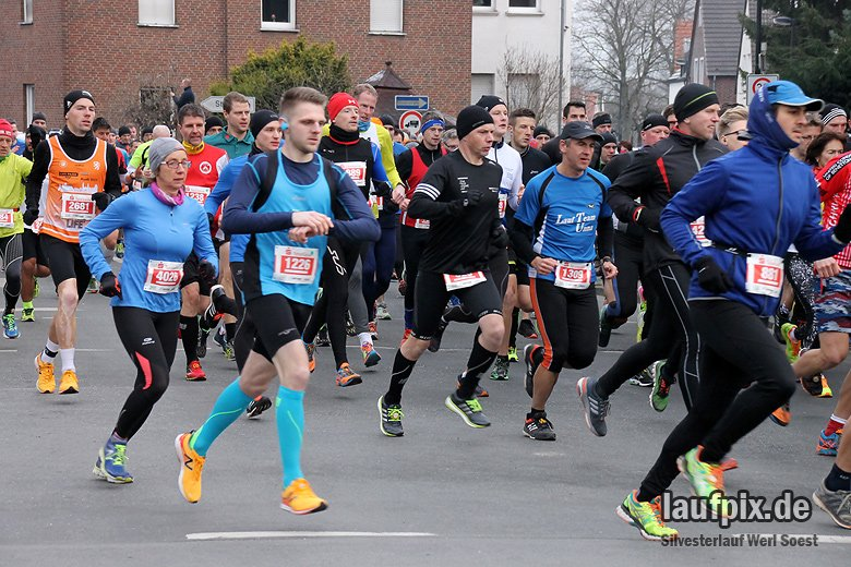 Silvesterlauf Werl Soest 2016 - 31