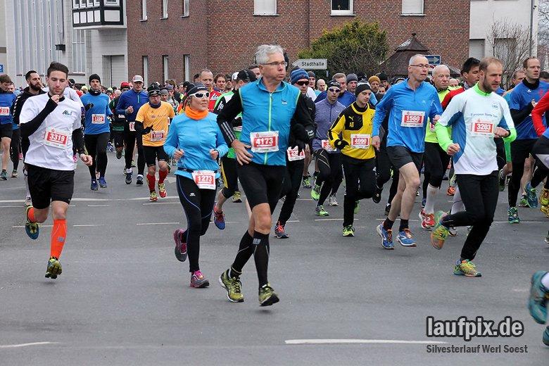 Silvesterlauf Werl Soest 2016 - 36