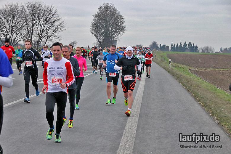 Silvesterlauf Werl Soest 2016 - 3