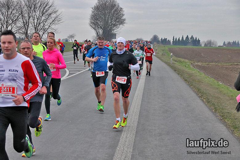Silvesterlauf Werl Soest 2016 - 4