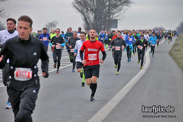 Silvesterlauf Werl Soest 2016 - 35