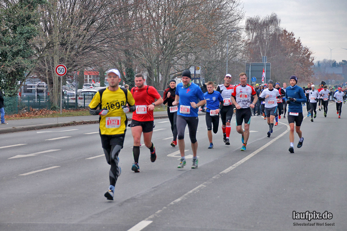 Silvesterlauf Werl Soest 2016 - 1
