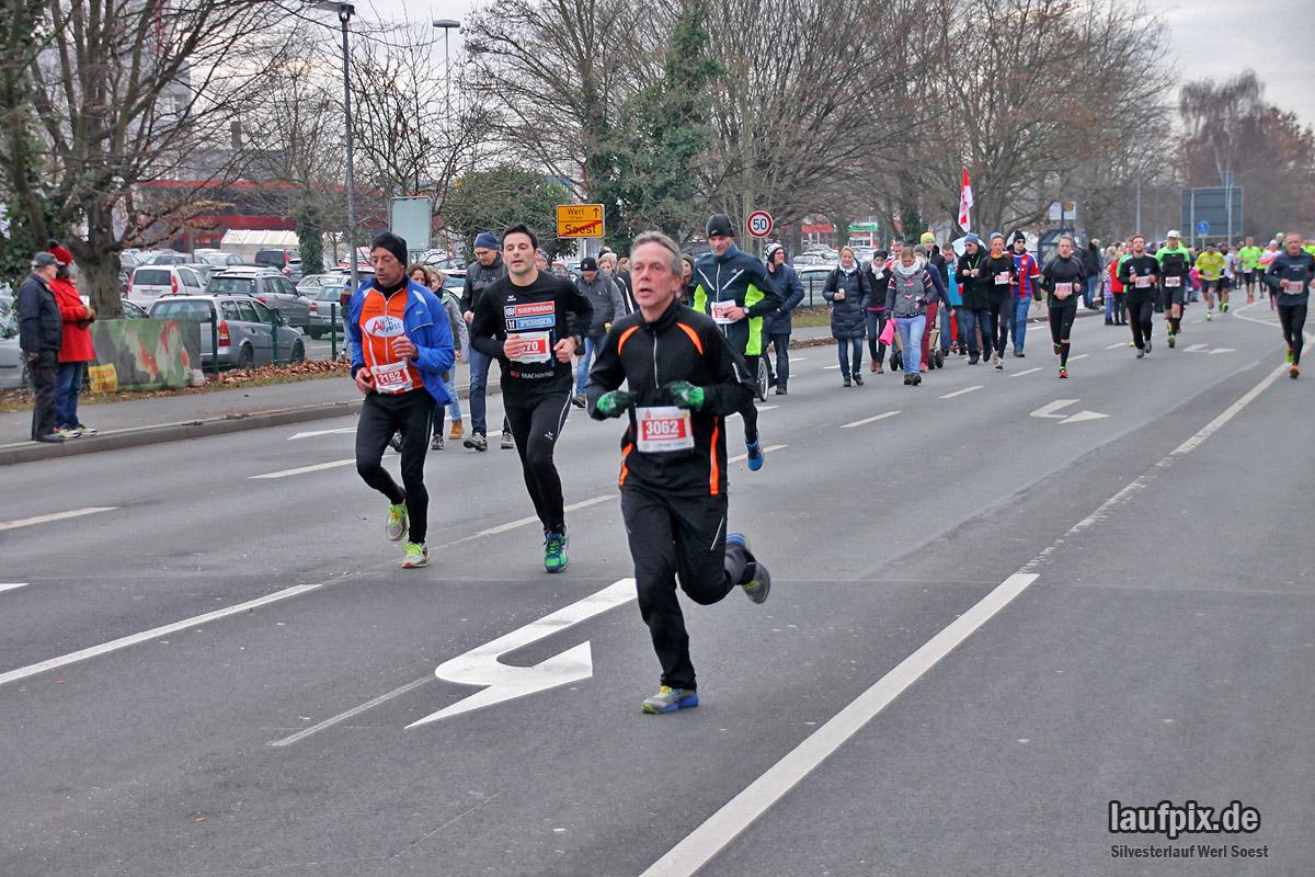 Silvesterlauf Werl Soest 2016 - 17