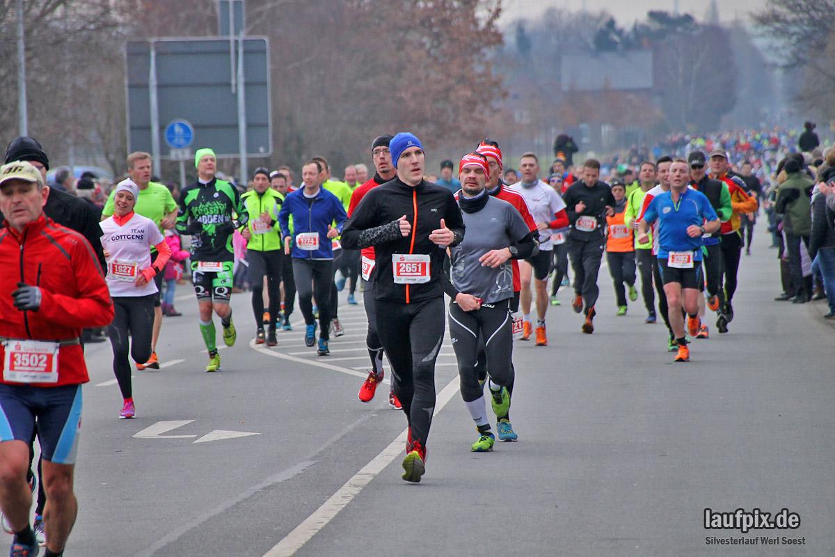Silvesterlauf Werl Soest 2016 - 20