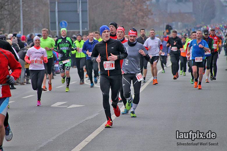 Silvesterlauf Werl Soest 2016 - 21