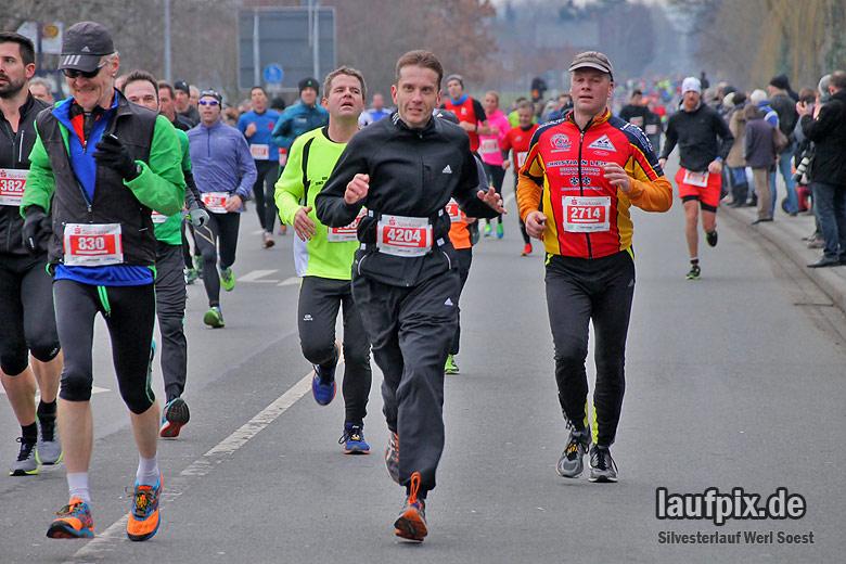 Silvesterlauf Werl Soest 2016 - 34