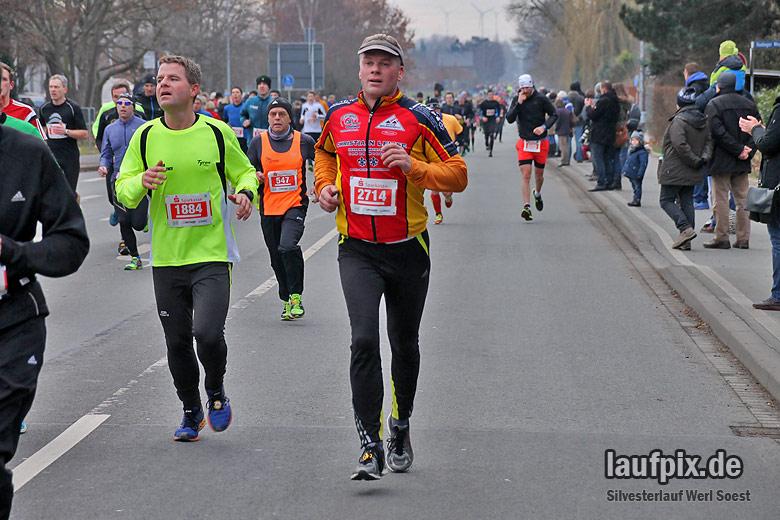 Silvesterlauf Werl Soest 2016 - 37