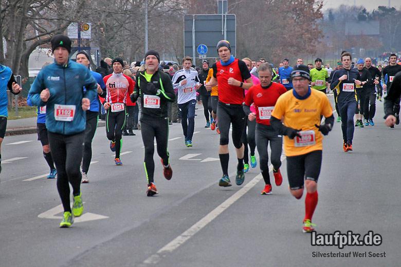 Silvesterlauf Werl Soest 2016 - 40